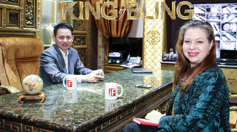 "Johnny Dang: ""King of Bling"""