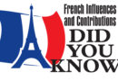 French Influences and Contributions Did you know?