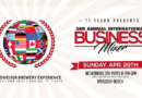 3rd Annual International Business Mixer-April 29