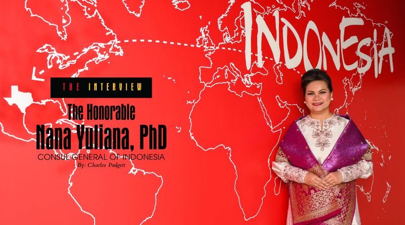The Honorable Nana Yuliana, PhD – Consul General of Indonesia