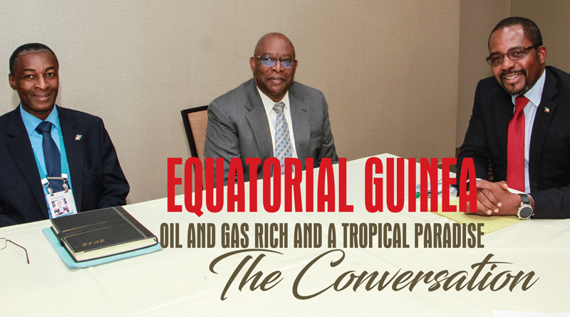 Equatorial Guinea: Oil and Gas Rich … and a Tropical Paradise