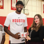 Interview with Houston Rockets' Luc Mbah a Moute