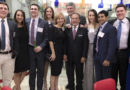 National Defense University's Fellows Dinner at the Home of Farouk Shami