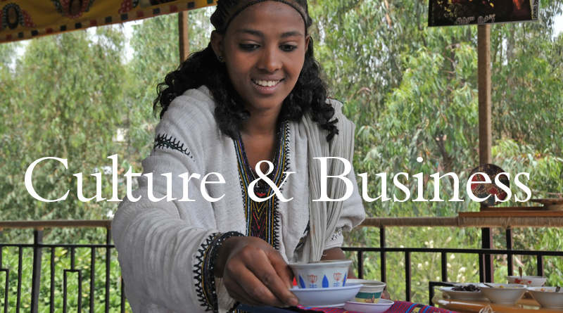 Culture & Business in The Middle East & North Africa Ethiopia & Relationship Economies