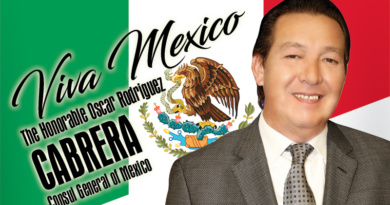 The Honorable Oscar Rodriguez Cabreara