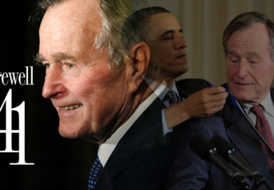Houston Recalls Legacy of George Bush