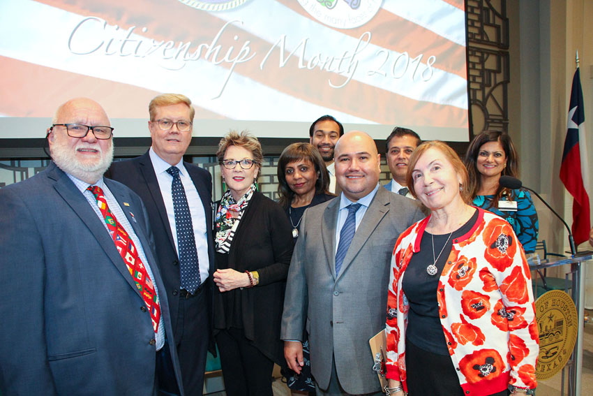 Naturalization Ceremony Schedule Houston 2019