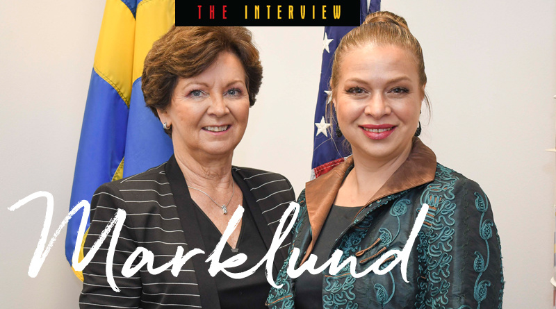 The Honorable Astrid Marklund