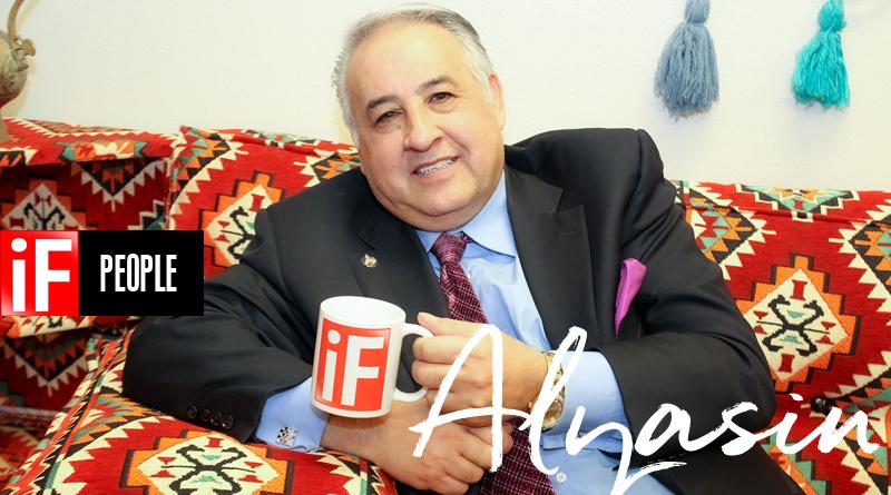 Ahmad Alyasin, Optima Global Financial