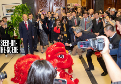 Chinese Lunar New Year at the Consulate in Houston