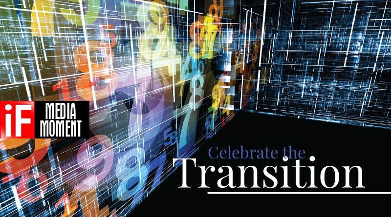 Celebrate the Transition