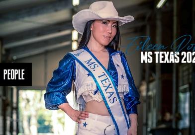 Eileen Dong: Ms Texas 2021