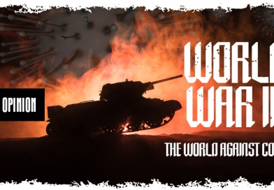 World War III: The World Against COVID-19