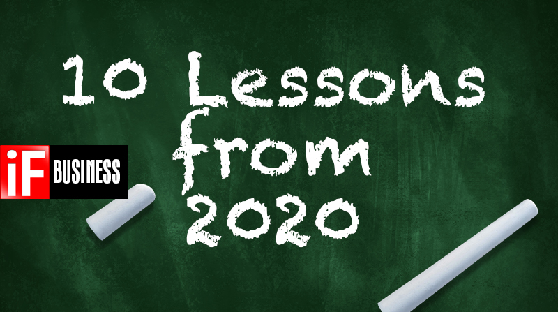 10 Lessons From 2020