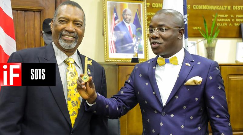 HITDC's Visit to the Republic of Liberia