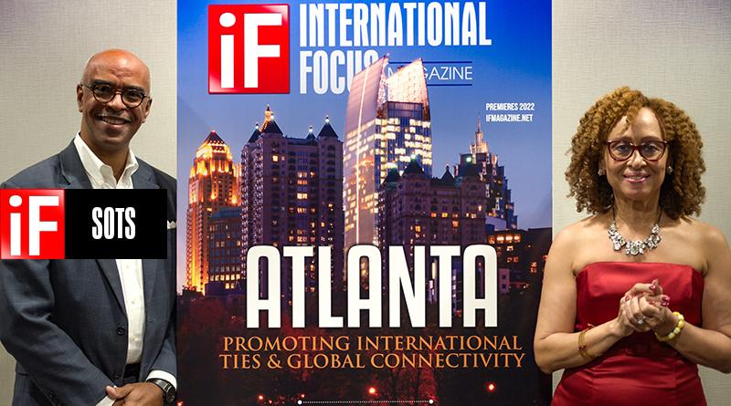 iF Magazine's Soft Launch in Atlanta, Georgia!